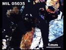 MIL 05035 - Cross-Polarized Light